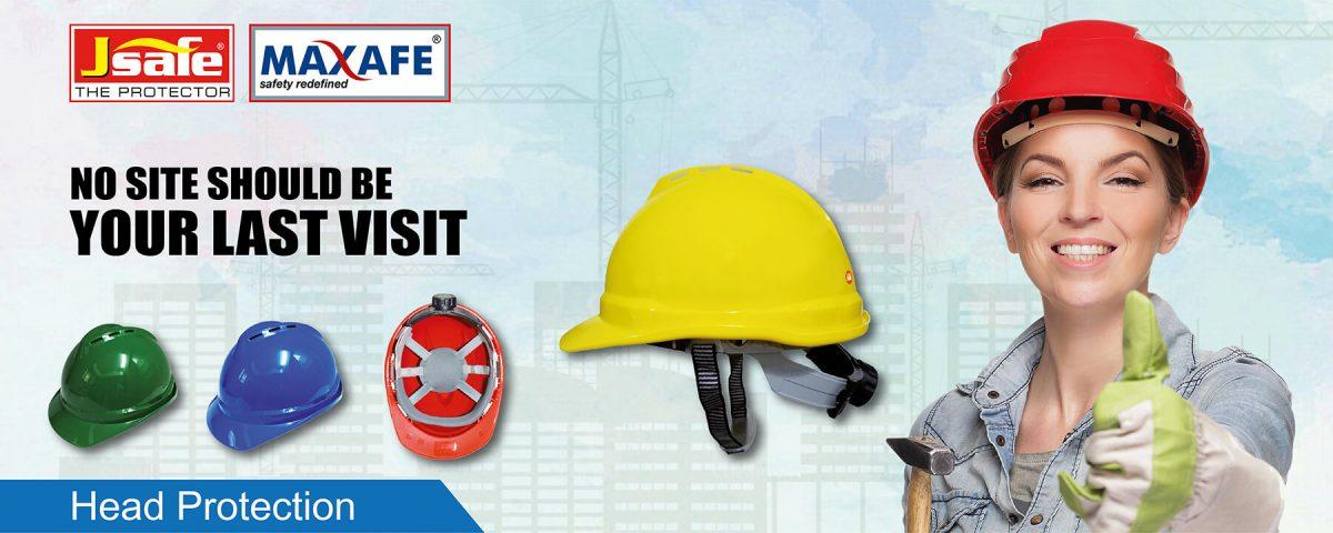 safety helmet in dubai